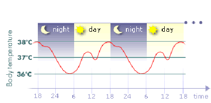 lichaamstemperatuur