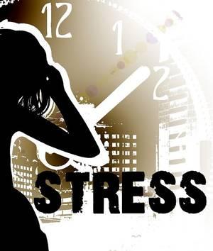 slapeloosheid stress