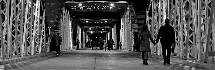 nacht wandelen