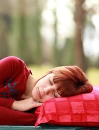 slaap inhalen
