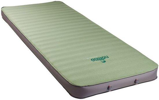 zelfopblaasbaar matras zonder pomp
